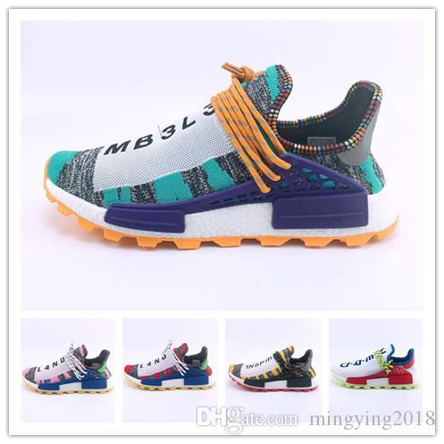 85ee817b4e0bd Human Race 3 Mens Designer Running Shoes For Men Casual Pharrell ...