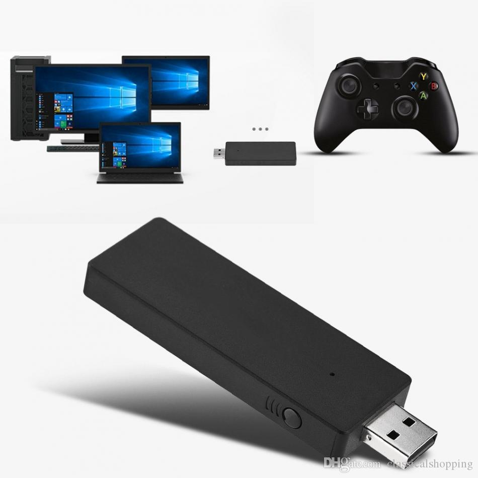 PC Wireless Adapter Receiver for Microsoft XBOX ONE Adapters Adaptador  Controller for Windows 7/8/10 Tablet