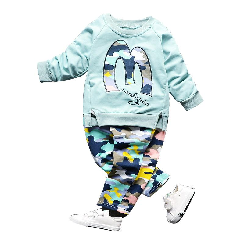 9be8b2e321deb 2019 BibiCola Baby Boys Clothing Sets Newborn Bebe Boy Clothes Set Spring  Toddler Sport Shirt+Pants Suit Autumn Infant Tracksuit From Cynthia05, ...