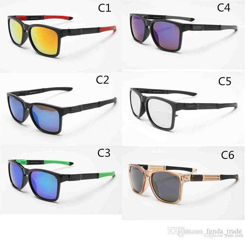 687b89d7da7 2018 New Brand Sunglasses For Men Designer Fashion Sun Glasses Men Women  Summer Style Glasses Sports Outdoor Cycling Glasses Discount Sunglasses  Sports ...