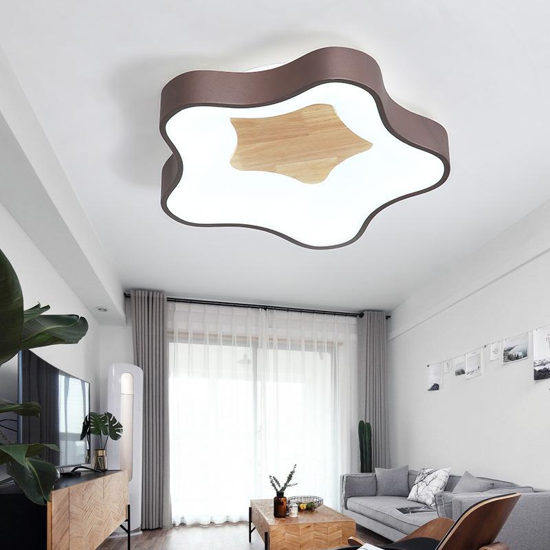 Großhandel Wohnzimmer Moderne Led Lampe Deckenleuchten Für ...