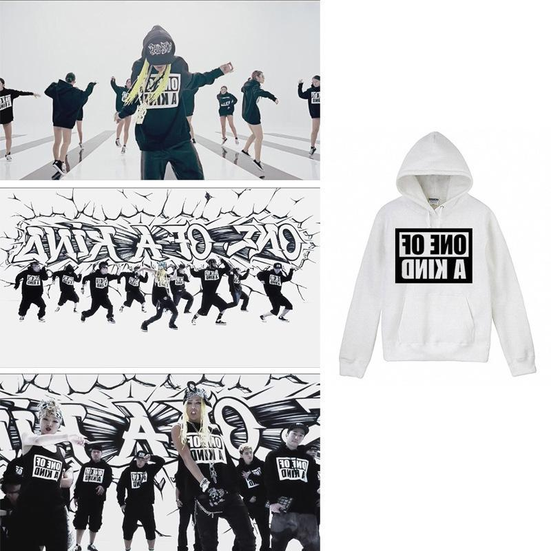 G-dragon Shirt Bigbang Gd One Of A Kind Sweater Even Cap Ak030 Camisetas