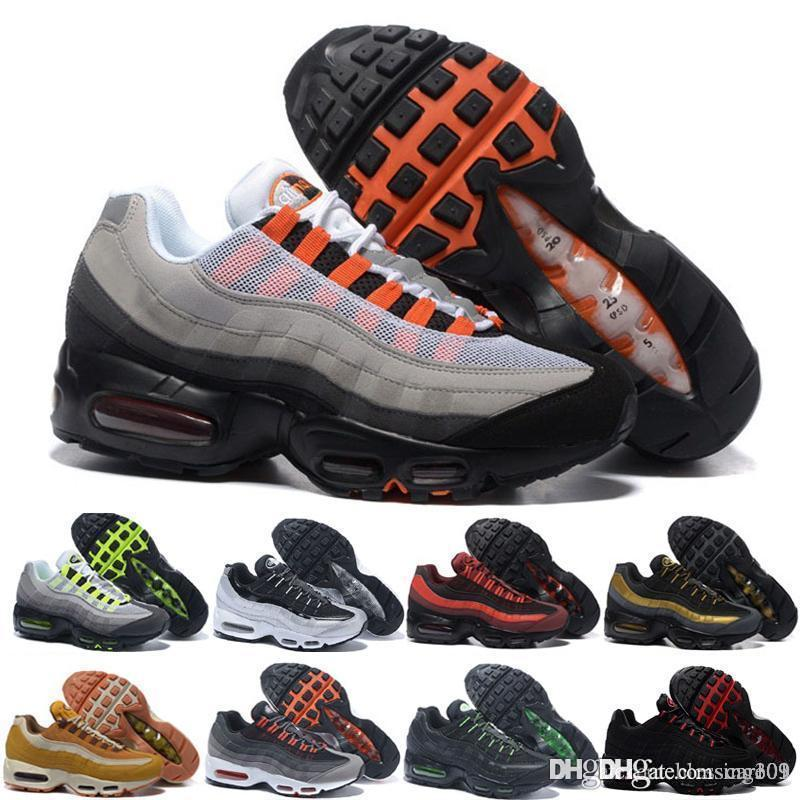 Compre 2018 Nike Air Max 95 Nueva Moda Shox 808 Oz Kpu