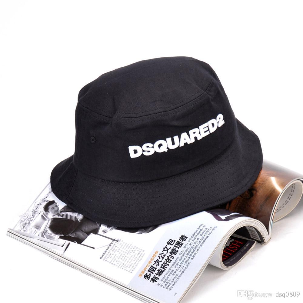 3bbf6e4fc2c854 New Hot Champion Bucket Hat For Men Women Foldable Caps Black ...