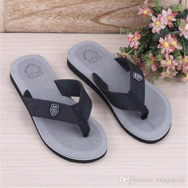 c8552d3e6 Women Slide Summer Korean Fashion Wide Flat Slippery With Thick Sandals  Slipper House Stud Flip Flop With Spike For Female Shoe Sale Suede Boots  From ...