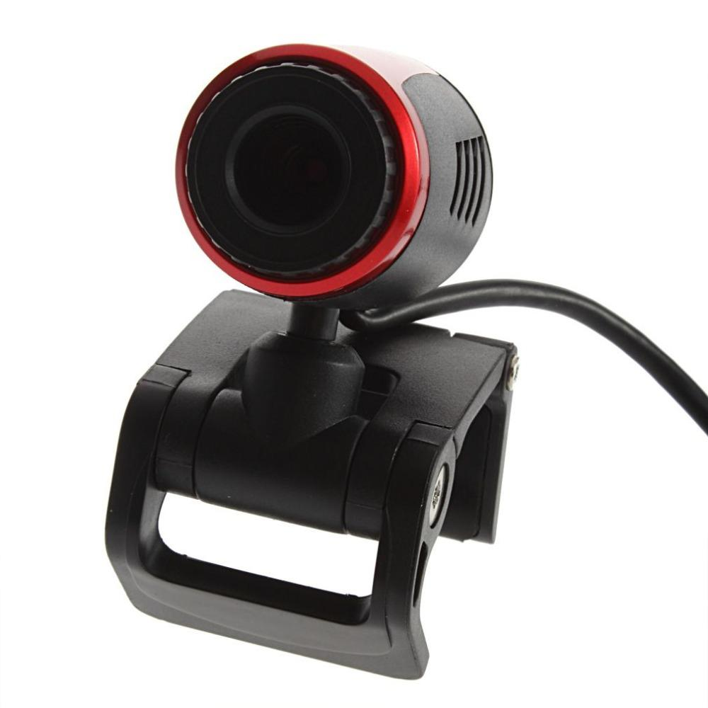 Laptop PC USB 2.0 Clip WebCam Web Camera For Computer Laptop USB Cable Webcam Free / Drop Shipping