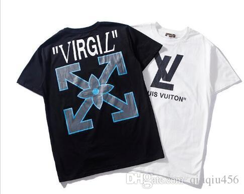 a50289a5fcd87e 2019 Summer Latest Design T Shirts For Men Tops Letters T Shirt Mens  Clothing Short Sleeve Tshirt Women Tops S 2XL T Shirt Makes Shirts T From  Qiuqiu456, ...