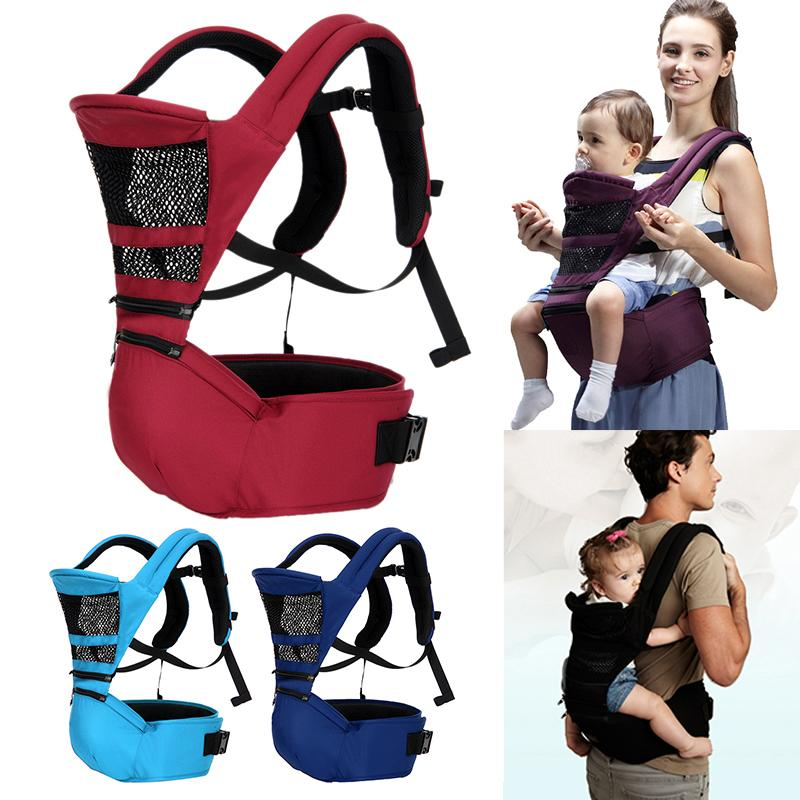 2019 Baby Carrier Ergonomic Carrier Backpack For Newborn And Prevent O Type  Legs Adjustable Sling Backpack Safe Baby Strap From Breadfruiter