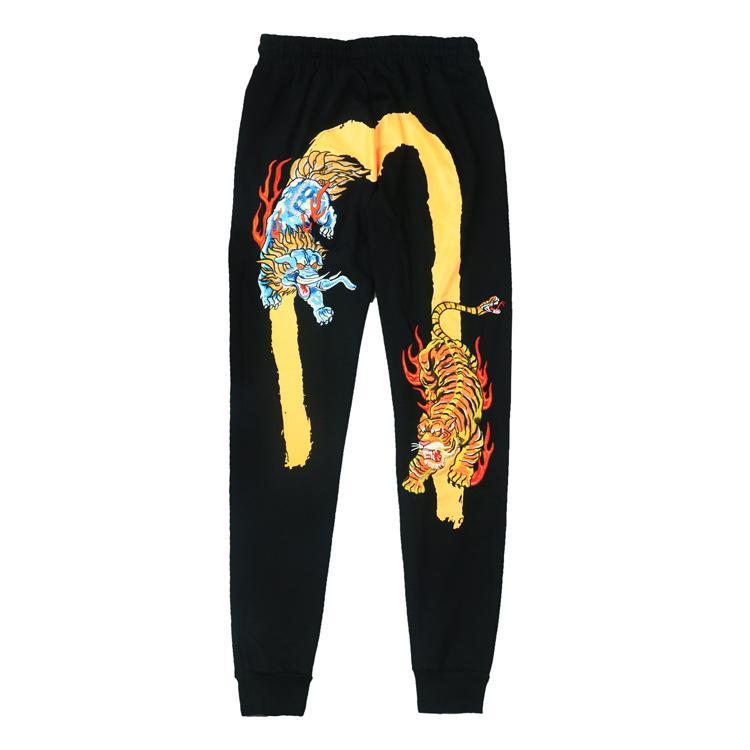 24cdc26bf 2019 Jogger Pants Sports 2019 New Brand Mens Joggers Casual Harem  Sweatpants Sport Pants Men Tiger Print Track Training Jogging Size M 3XL  From M1193503412, ...