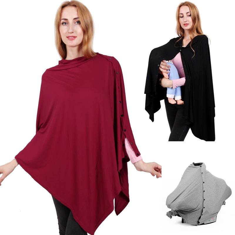 40357bdd688fd 2019 Four In One Breastfeeding Nursing Covers Baby Car Seat Canopy Cover  Nursing Scarf Cover Up Apron Shawl Cape Chosen From Namenew, $34.26 |  DHgate.Com