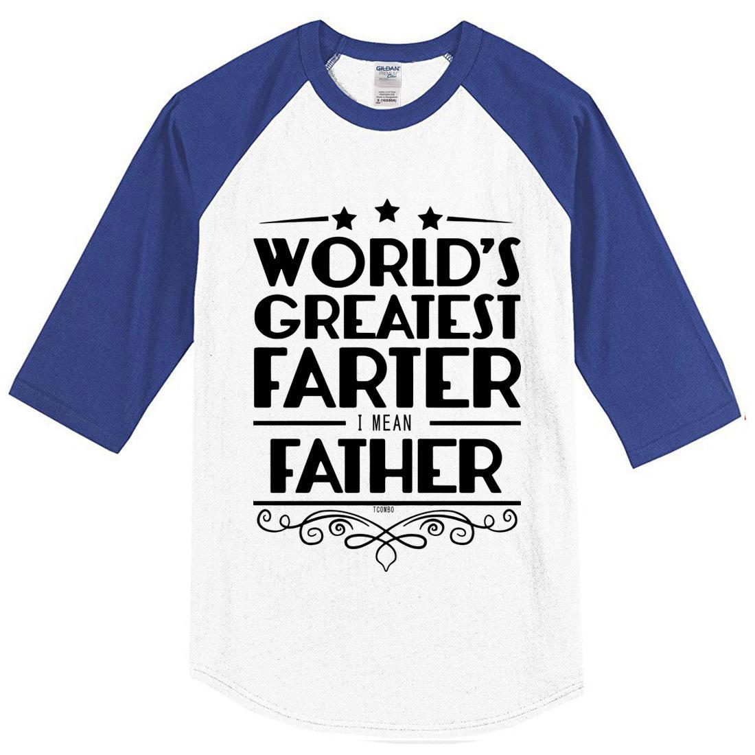 601a1aaa 2019 Summer Raglan T Shirt World'S Greatest Farter Father Funny T Shirt Men  Fashion Kpop Men'S T Shirts Sportswear Crossfit Top 10 T Shirt Awesome T  Shirts ...
