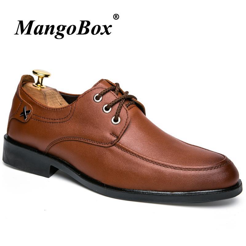 a22d41adca Compre Zapatos De Vestir De Primavera Y Otoño Para Los Hombres Oxford