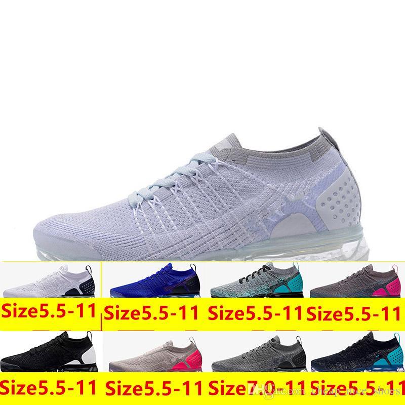 51935c7646 Compre 2019 Zapatillas Baratas Zapatillas De Deporte Cushion Hombres  Zapatos Negro Blanco Deporte Shock Mujeres Jogging Caminar Senderismo  Zapatillas De ...