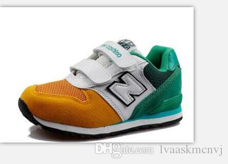 1e515e9147 Compre Venta Caliente Zapatos Para Niños N Carta Resbalón Casual Zapatillas  De Cuero Transpirables Zapatos De Los Niños Zapato Infantil Niño Niña  Zapato ...