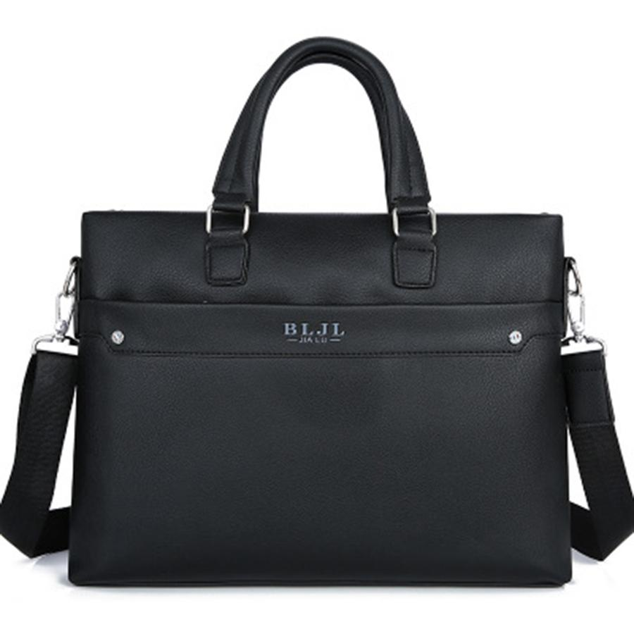 dfd6e1a78c20 Male PU Laptop Briefcase Business Man Bag Lawyer Office Computer Bag  Business Work Sacoche Homme Abogado Sholder Men GWB 014 Leather Briefcase  For Women ...