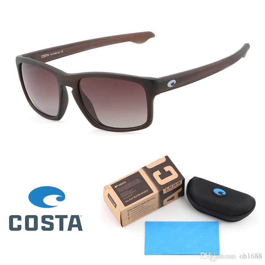 c51be5b107fd Hot Sell Top Quality Costa Sunglasses Men Women Polarized Lens Sport ...