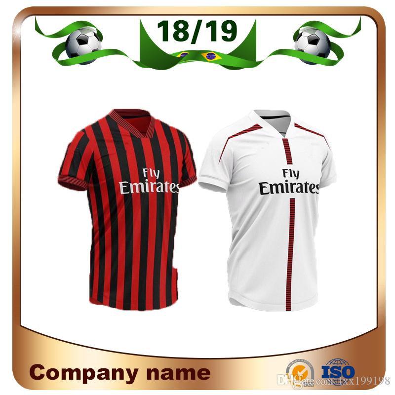 2019 New 2020  19 PIATEK Soccer Jersey 19 20 Home Red  10 CALHANOGLU  9  HIGUAIN Soccer Shirt SUSO CUTRONE Away White Football Uniform From  Lxx199198 004ea0d12