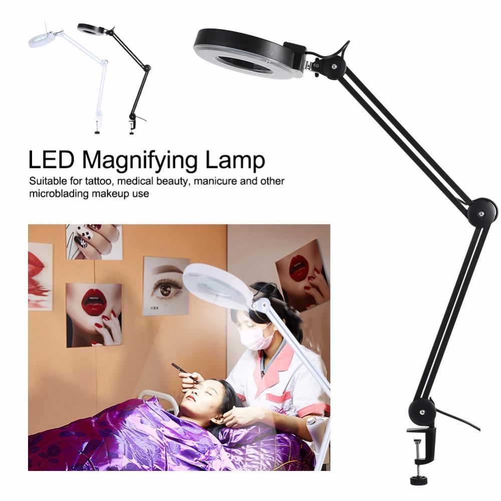 Loupe Nail Lampe Art Led De 5x Lumière Acheter Bureau kPZiuX