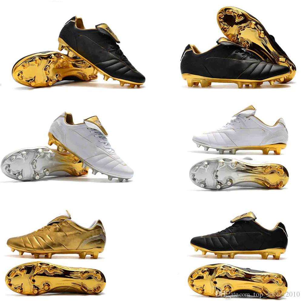 new concept a8b77 38074 New Original Tiempo Legend 7 R10 Elite ACC Soccer Shoes Outdoor Leather Low  Football Boots 2018 World Cup Tiempo Soccer Cleats Soccer Boots