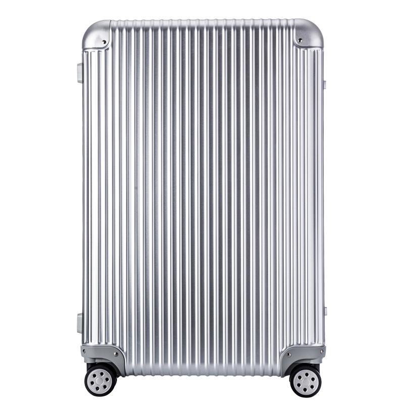 76b96b72d7d Feixueer Luxury 100% Aluminum Magnesium Alloy Rolling Luggage Mens Business  Trolley Suitcase Full Metal Travel Case Women Rose Bags Online Shopping  Travel ...