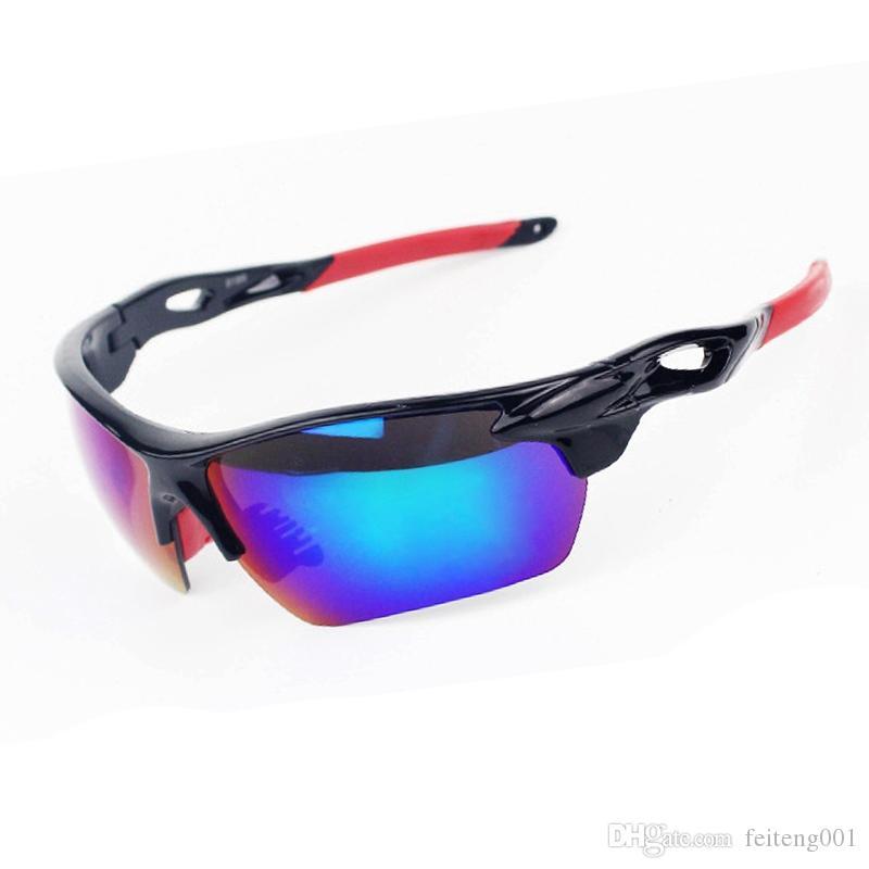 a2058f13f4 Venta De 2 Lentes! Hombres Calientes De Las Mujeres Polarizadas Al Aire  Libre Ciclismo Gafas Deporte UV400 Gafas De Sol De Bicicleta Gafas Tácticas  ...