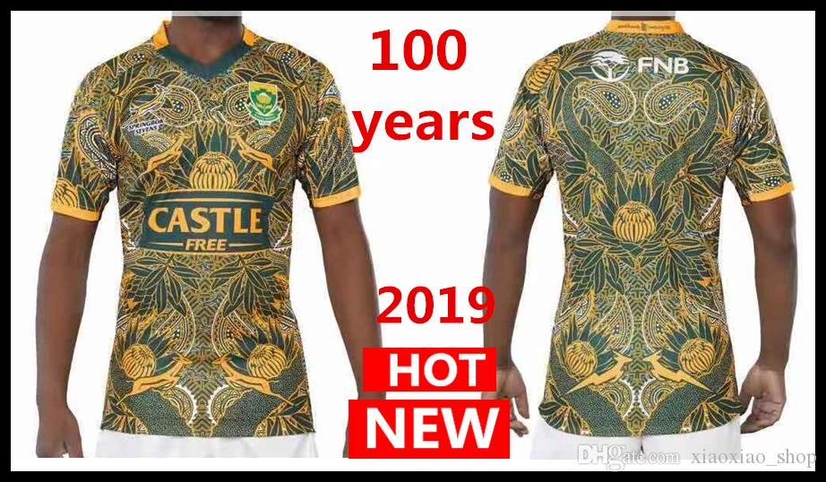 1f07d2114 Best Quality 2019 South Africa 100th Anniversary Commemorative ...
