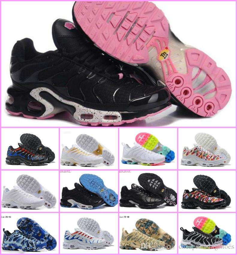New Design 2018 Chaussures Tn Women RunninG Shoes Tn Plus UlTRA ... 32ec55a3c