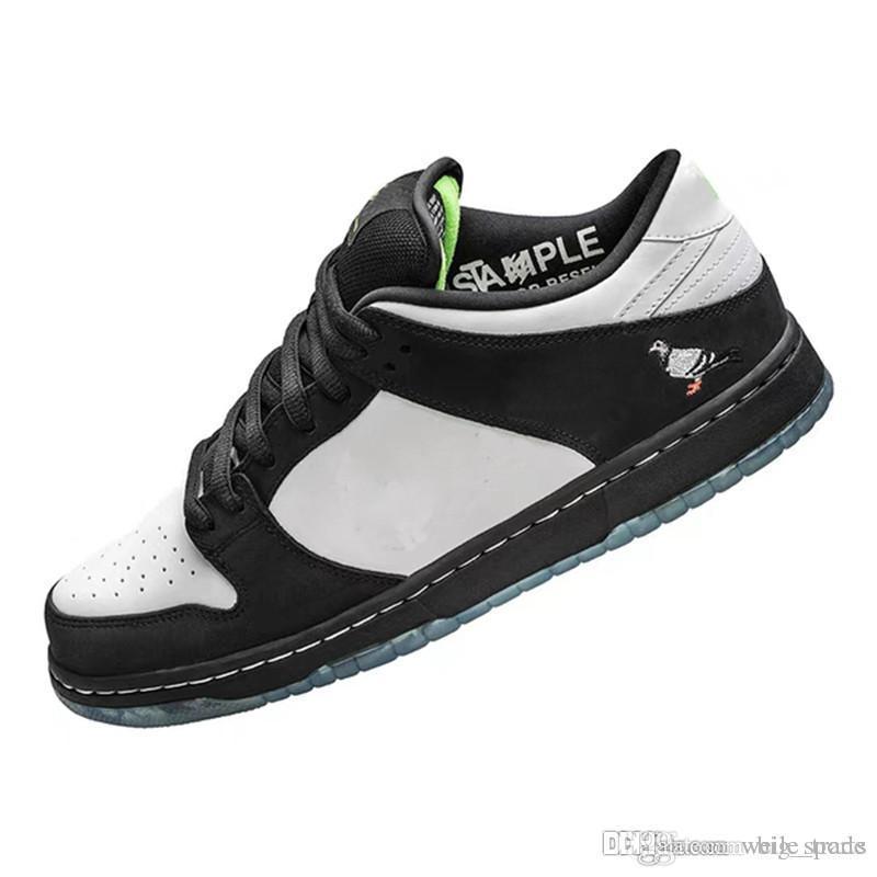 2019 New Panda Pigeon Staple X Dunk SB Low Pro OG QS BV1310 013 Sports  Sneakers Womens Mens Running Shoes Designer Casual Chausseures Loafers Mens  Boots ... 5ecb4bb0a2