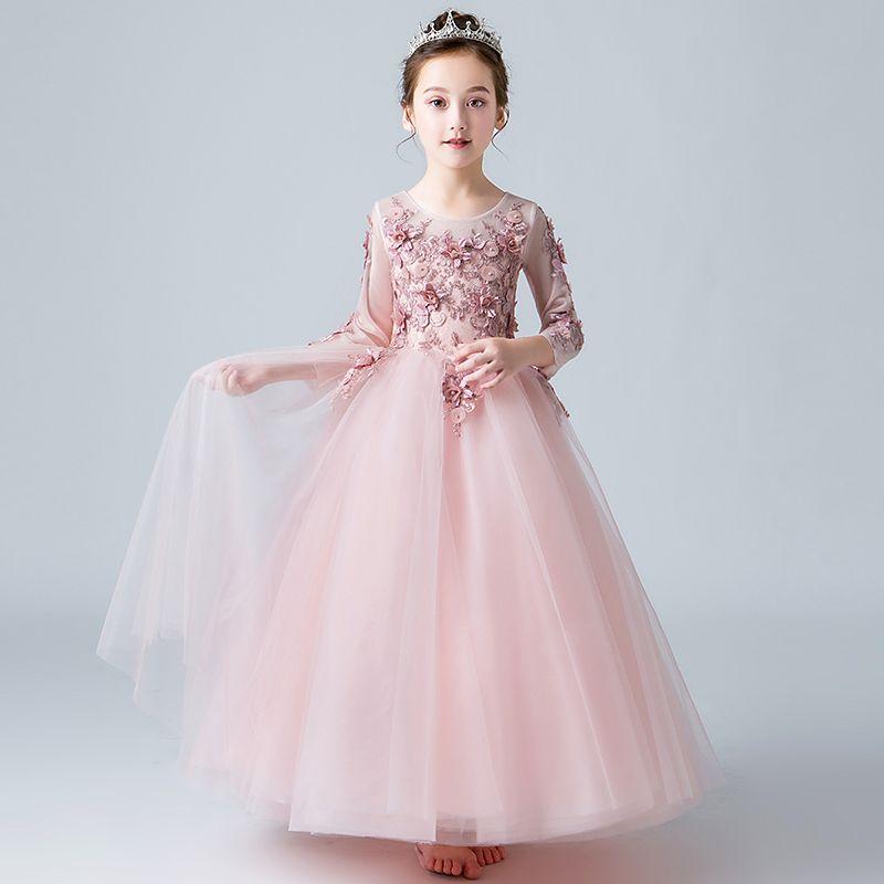 Fotos de vestidos de noche para ninas