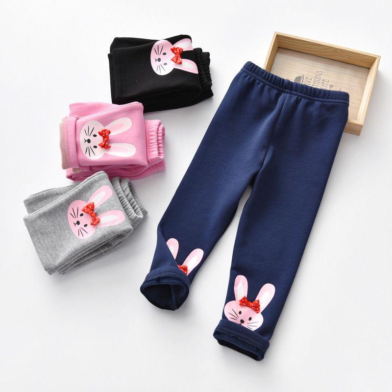 962de5a6e62c Good Quality Girls Warm Pants Winter Children Clothing Cotton Thick ...