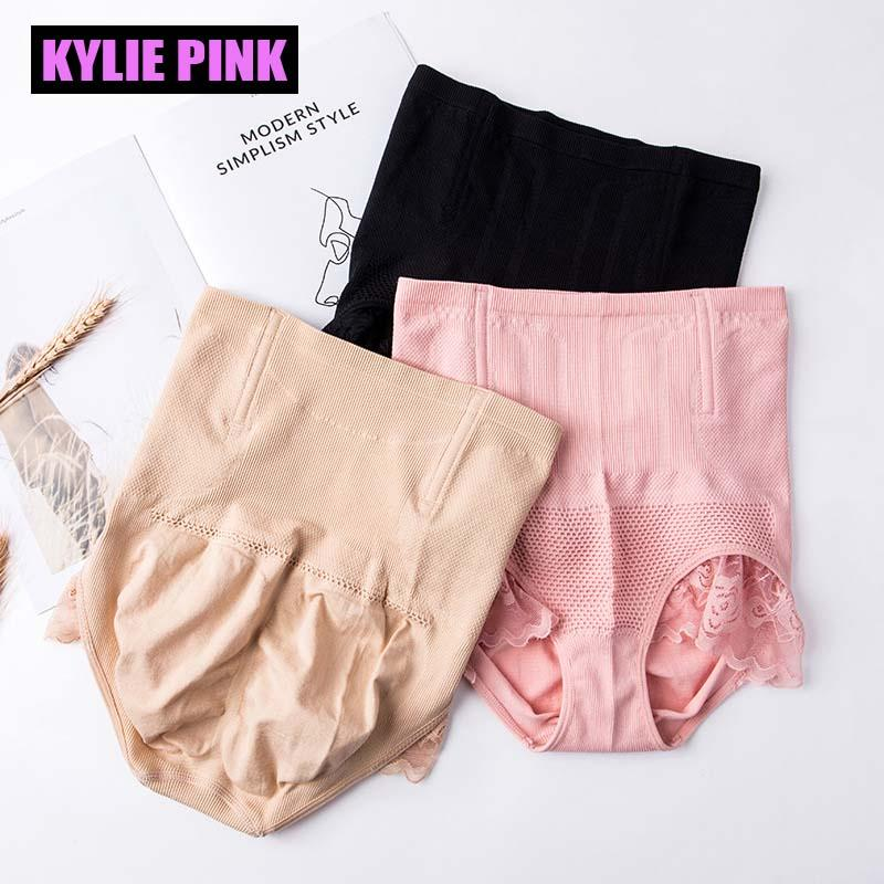 bf541a1c00d 2019 KYLIE PINK Seamless Women Shapers Pantie High Waist Slimming Tummy  Control Knickers Pants Pantie Briefs Magic Body Shapewear Lady Underwear  From ...