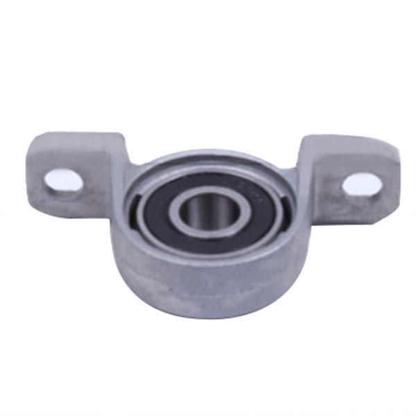 Hardware Diámetro de aleación de zinc 8 mm Agujero Rodamiento de bolas Bloque de almohada Soporte montado / set