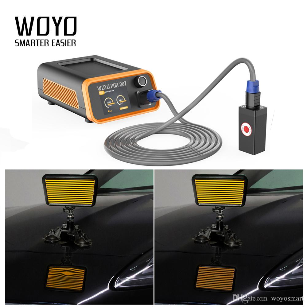 Tire Patch Cost >> 2019 WOYO PDR 007 PDR Tools Paintless Dent Removal Tools Auto Body Repair Tool For Iron Car Body ...