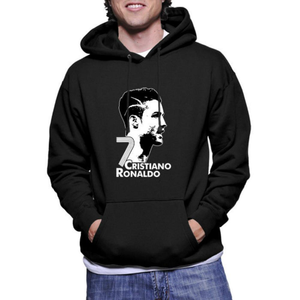 626248e91a1 2019 Cristiano Ronaldo Soccer Real Madrid New Hoodie T Shirt From  Tigerball, $18.28 | DHgate.Com