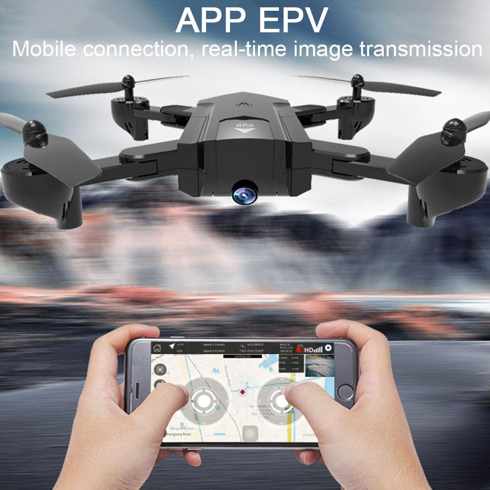 720p 1080p Hold Professional Foldable RC Drone Outdoor Toys Auto Return  Helicopter Plane Quadcopter Height HD Camera Dual GPS