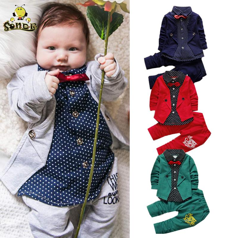 4f523e04246b 2019 SONDR Children Clothes Girls Formal Gentleman Suit Kids Dresses For  Boys Costume Bow Toddler Boys Clothes Set Birthday Dresswear From  Ferdimand, ...