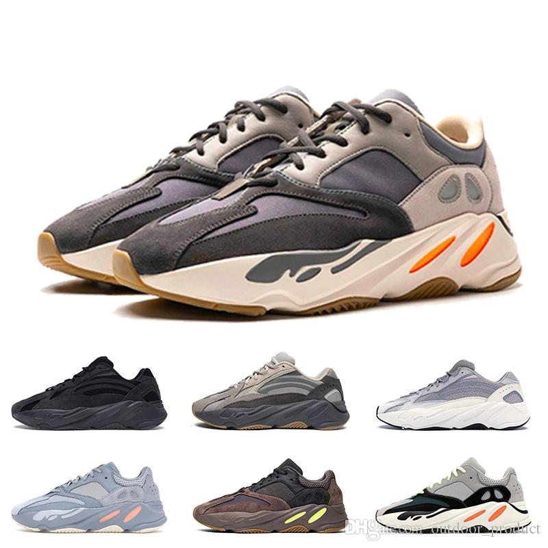 2019 new fashion Wave Runner 700 Magnet Vanta running shoes for men women Static Tephra Mauve Utility Black sports trainers leather sneakers