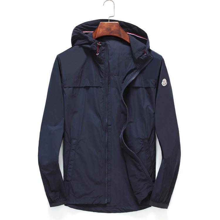Students Korean Tide Loose Big Size Jacket Mens Clothing 2019 Autumn New Man Hooded Long Windbreaker Coat M~5xl