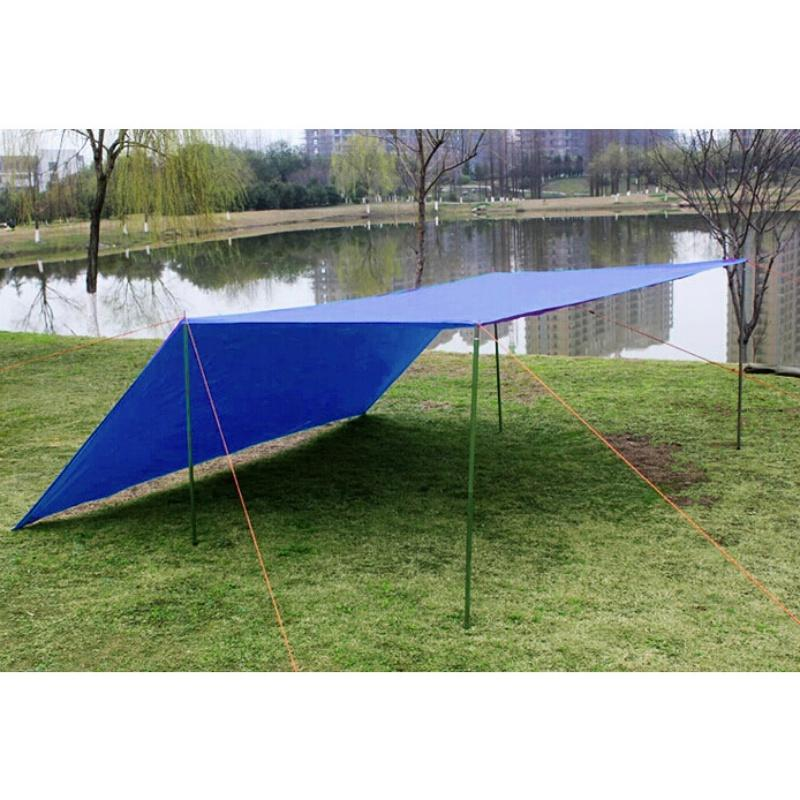 Good! Waterproof Outdoor Camping Tent Sunscreen Mats Oxford Cloth Moisture  Pad Thickened Beach Seats Large Picnic BBQ Pad im