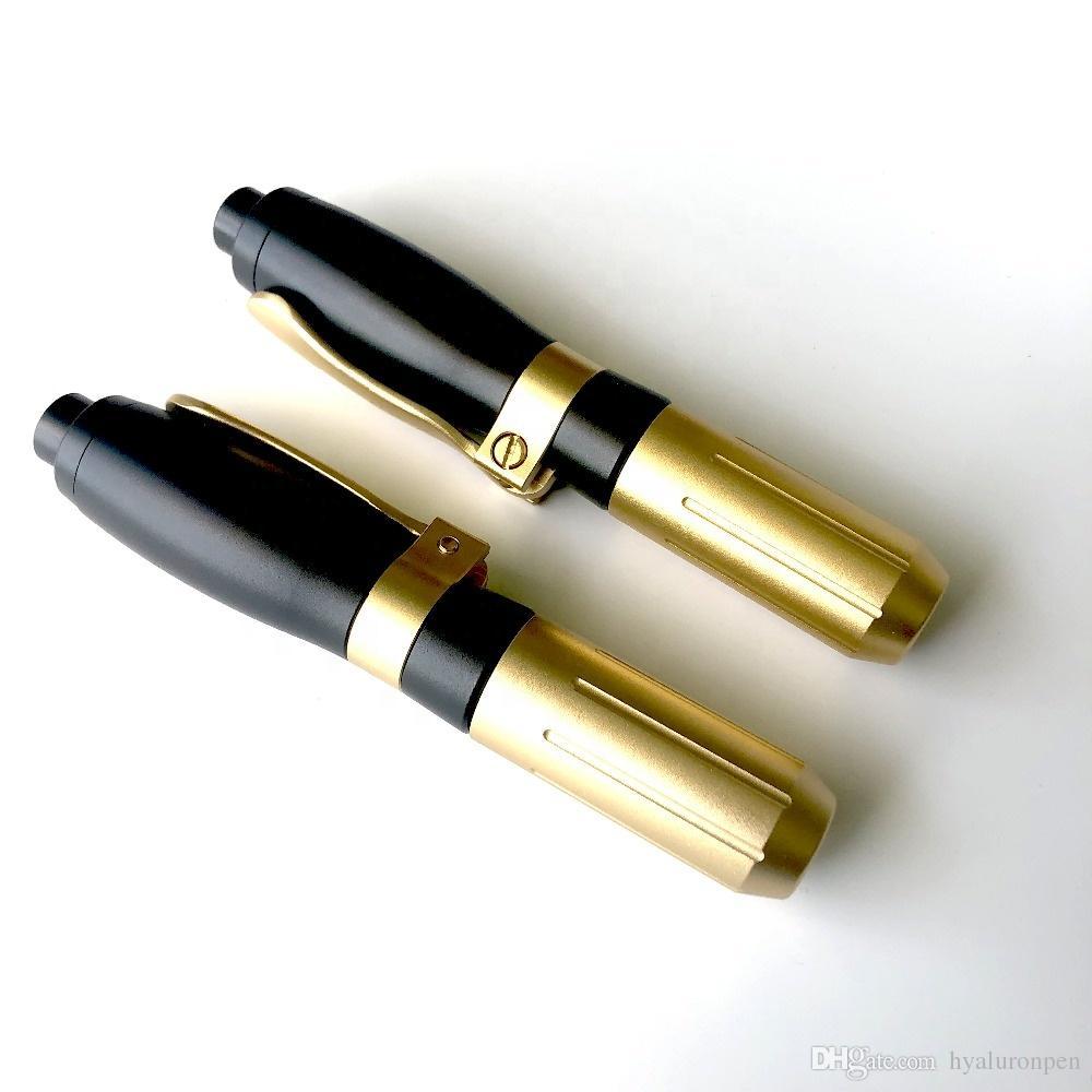 2019 new arrival Hyaluron Pen Needle Free Hyaluronic Acid Injector Pen  Disposable Nozzle lip filler pen For Sale