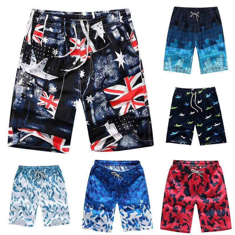 Plus Size Mens Breathable Swim Trunks Leisure And Fashion Pants Swimwear Shorts Slim Wear Flower Printing Beach Short 4xl Elegant In Style Men's Clothing