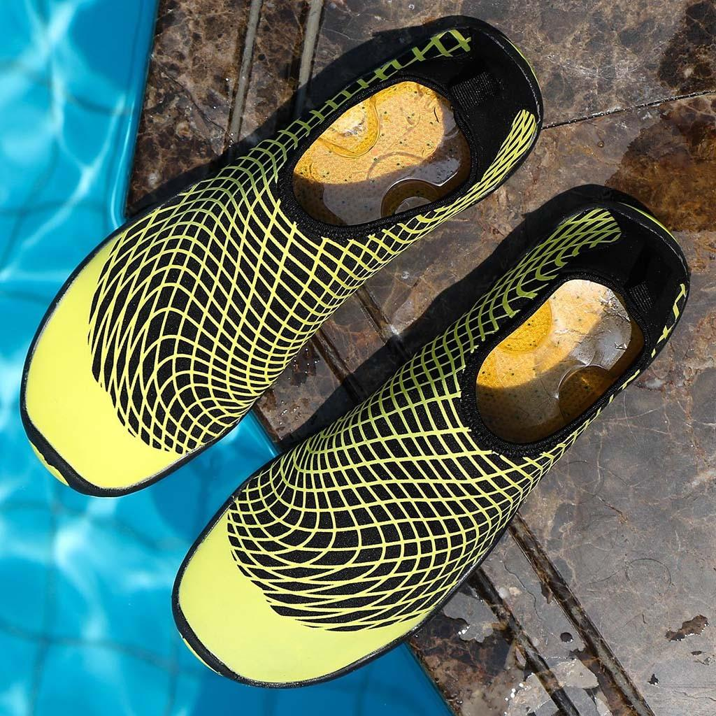 43a7aa7b3a4c MUQGEW Flats Sneaker For Mens Womens Summer Water Quick Dry Barefoot Diving  Sport Pool Beach Walking Yoga Shoes Zapatos De Mujer Naot Shoes High Heel  Shoes ...