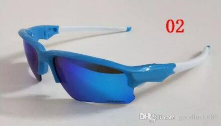 f27d9122b03c New Designer Man Sport Sunglasses Beach Glasses Men Reflective Sun ...