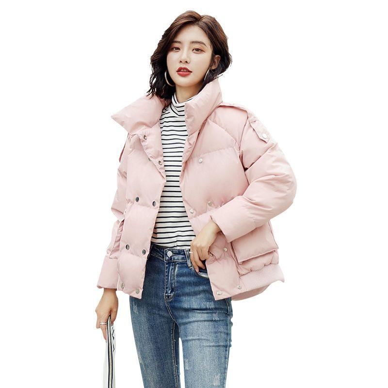 e1a46477b Women Winter Coats 2018 Parka Long Cotton Casual Fur Hooded Jackets Ladies  Warm Winter Parkas Female Overcoat Women Coat