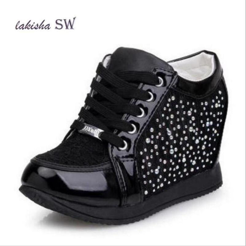 8cc73f2e5ec5 Shoes Hot Selling Women Hidden Heels Wedge Fashion Women S High Heel Causal  Women Rhinestone Deck Shoes Boat Shoes For Men From Deals77