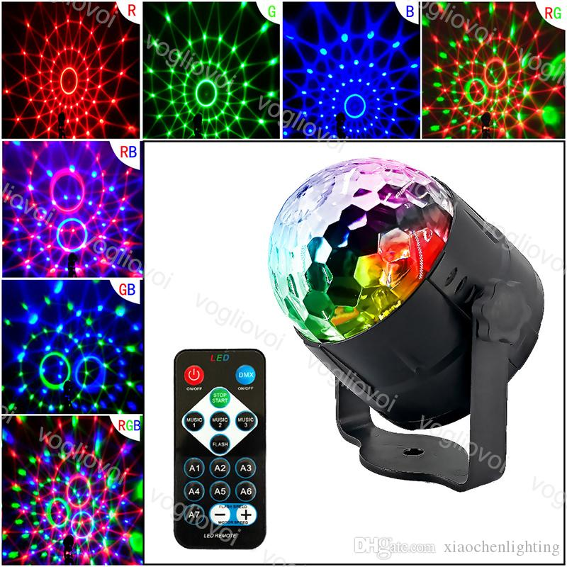 Commercial Lighting Lights & Lighting Led Disco Light Stage Lights Dj Disco Ball Sound Activated Laser Projector Lamp Light Music Christmas Party