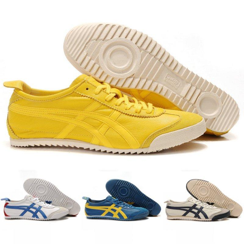 quite nice fe36f 169b2 Asic Originals Onitsuka Tiger Sheepskin MEXICO 66 Competitive Sports  Fashion Running Shoes Mens Cheap boots Discount Sneakers Size 36-45