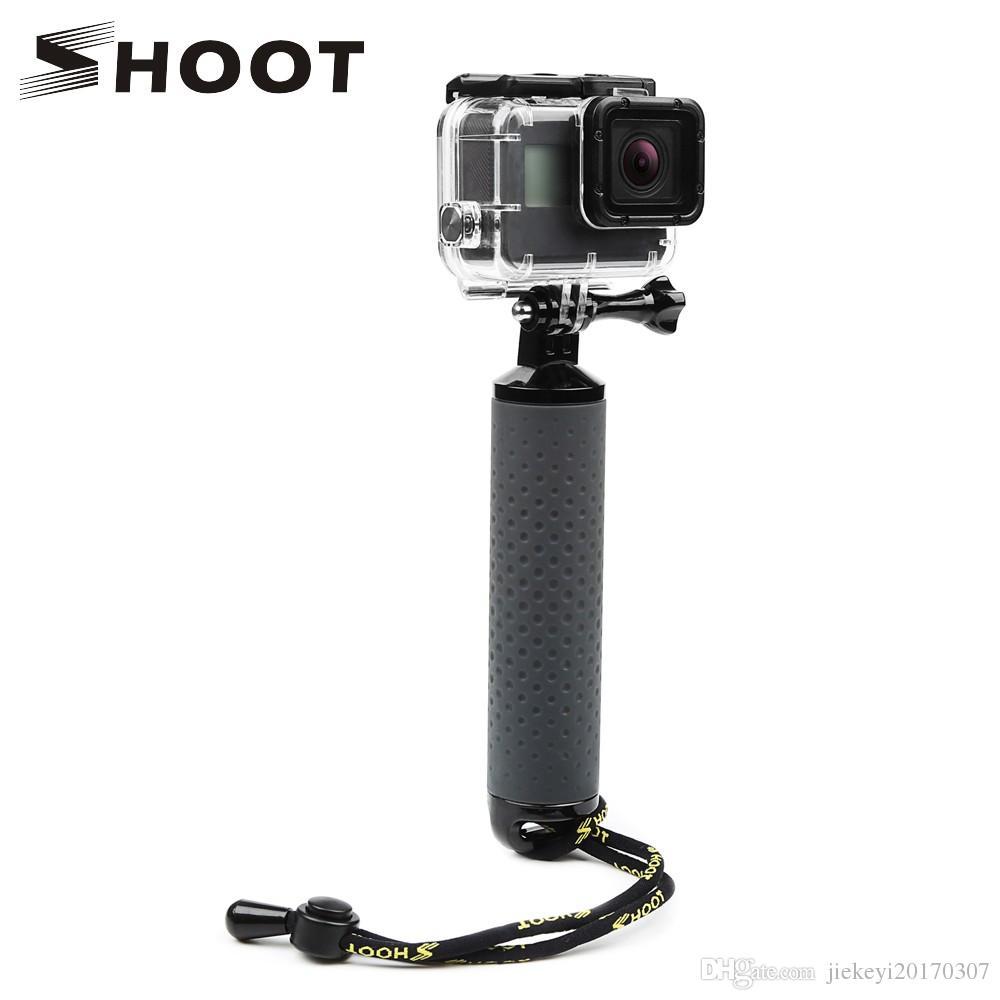 2019 SHOOT Waterproof Floating Hand Grip Antislip Sport Floaty Bobber For  GoPro Hero 7 6 5 4 Sjcam Yi Lite 4K Action Camera Accessory From  Jiekeyi20170307 f7709a9a8