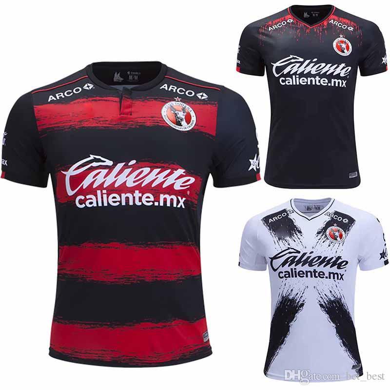 1158f3367b858 Tops 2019 Club Tijuana Camiseta De Fútbol Local