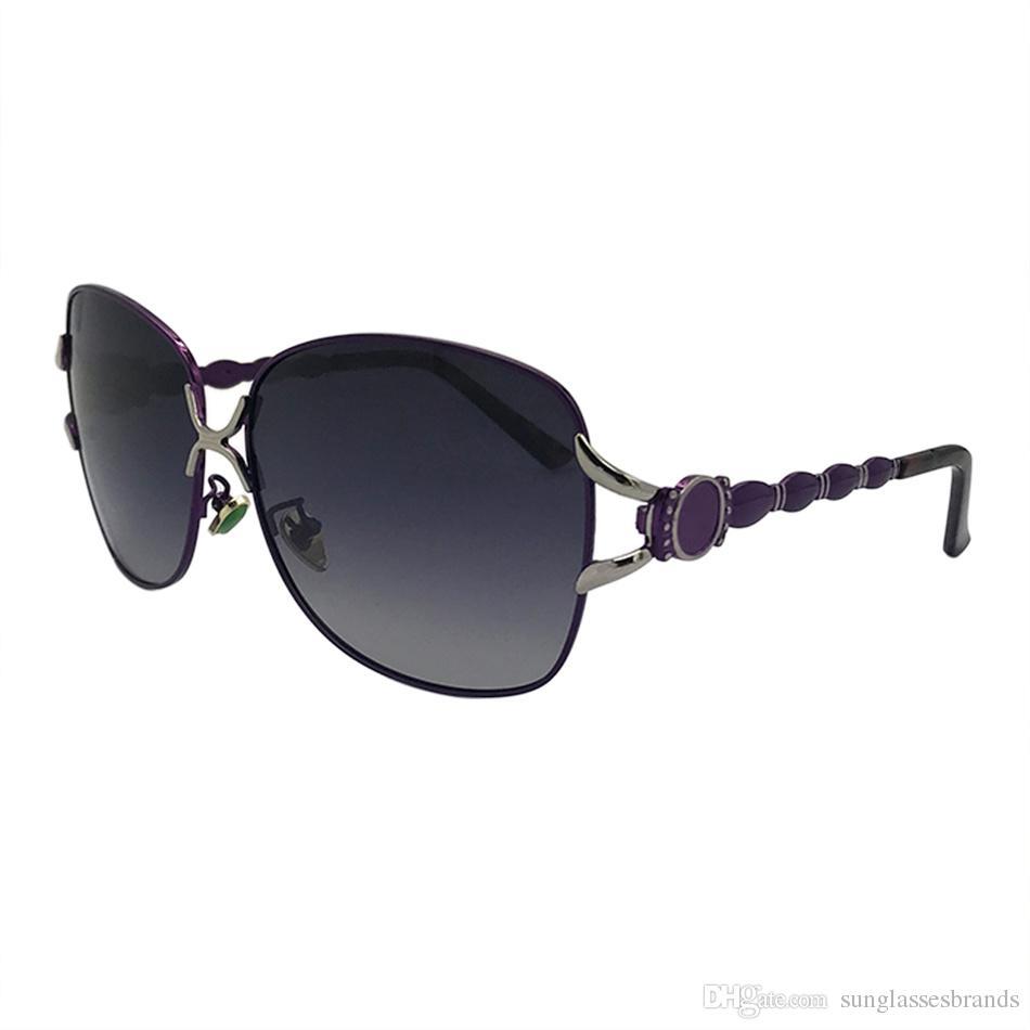 c3bf7433dfc KUPNO Women s C Fashion Luxury Brand Designer Polarized Sunglasses ...